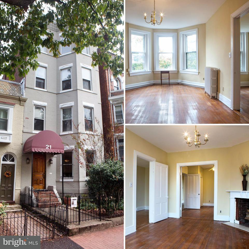 Multi-Family Home for Sale at 21 8TH ST NE 21 8TH ST NE Washington, District Of Columbia 20002 United States