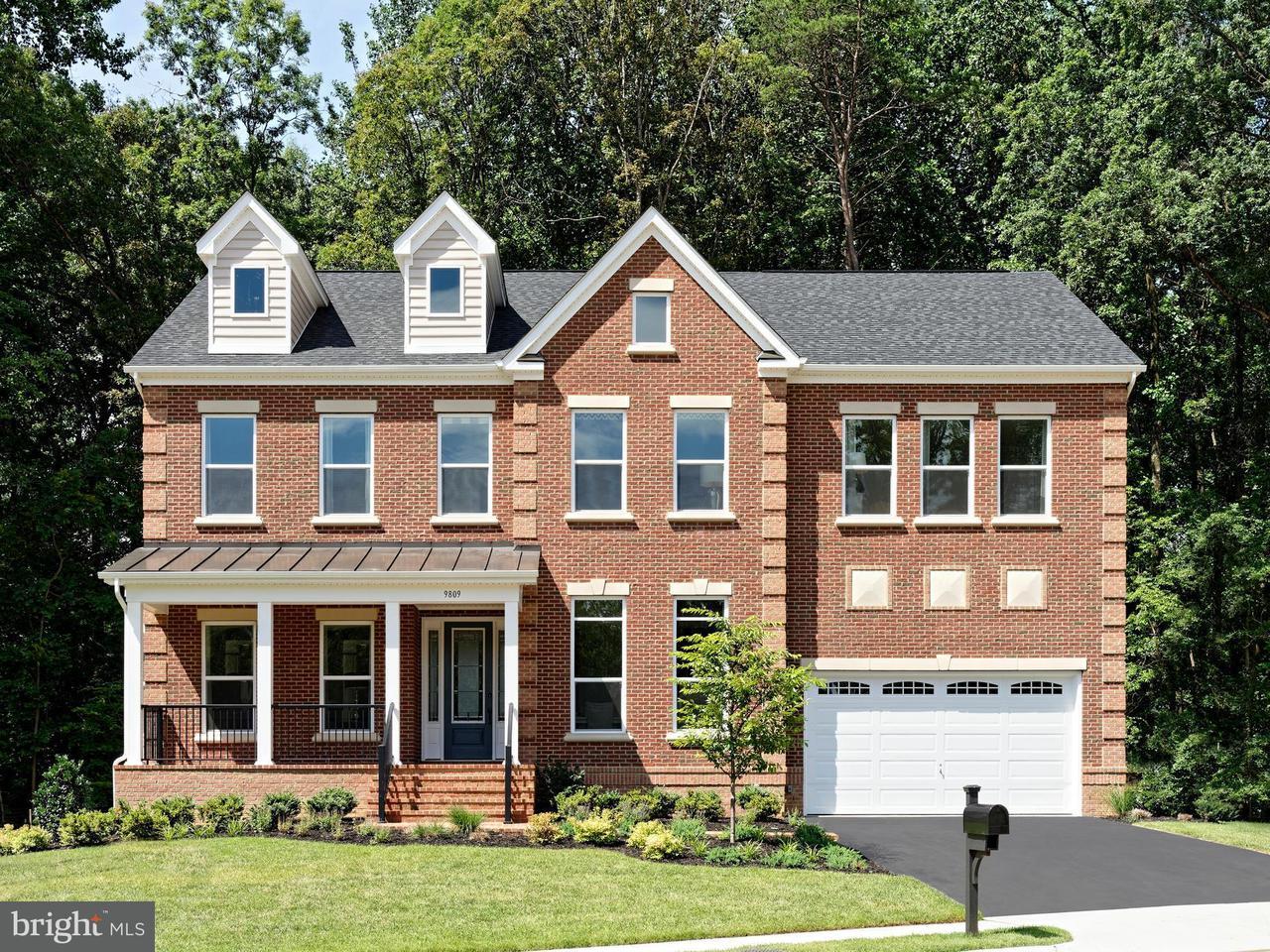 단독 가정 주택 용 매매 에 9811 SHEADS Court 9811 SHEADS Court Burke, 버지니아 22015 미국