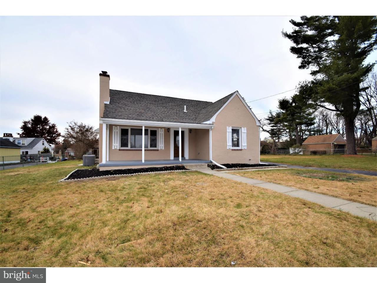 Maison unifamiliale pour l Vente à 1134 WOODSIDE Avenue Brookhaven, Pennsylvanie 19015 États-Unis