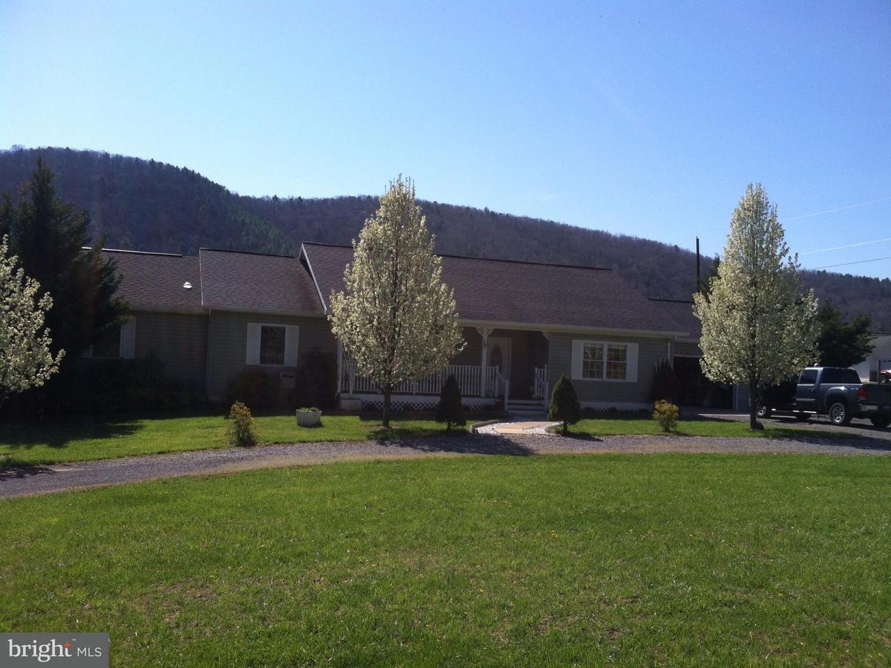 Single Family for Sale at 46 Bald Eagle Way Franklin, West Virginia 26807 United States