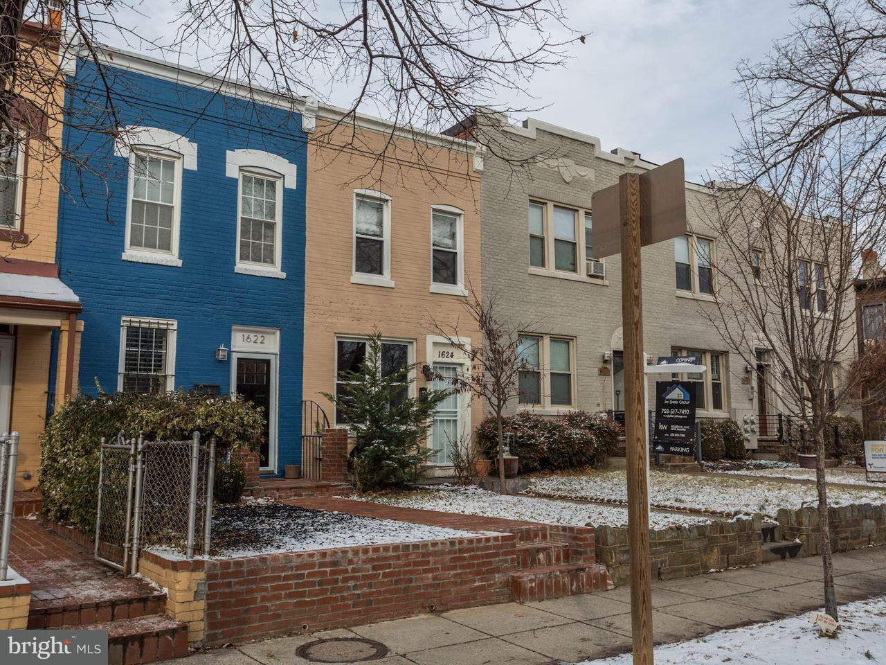 Townhouse for Sale at 1624 D ST SE 1624 D ST SE Washington, District Of Columbia 20003 United States