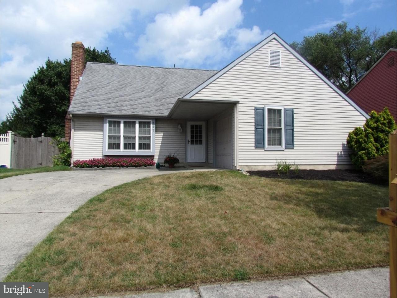 Частный односемейный дом для того Продажа на 127 HEIDI Lane Logan Township, Нью-Джерси 08085 Соединенные Штаты