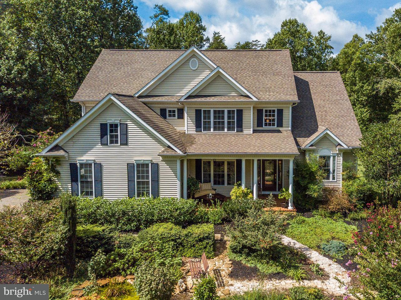 Single Family Home for Sale at 18377 DOGWOOD TRAIL Drive 18377 DOGWOOD TRAIL Drive Jeffersonton, Virginia 22724 United States