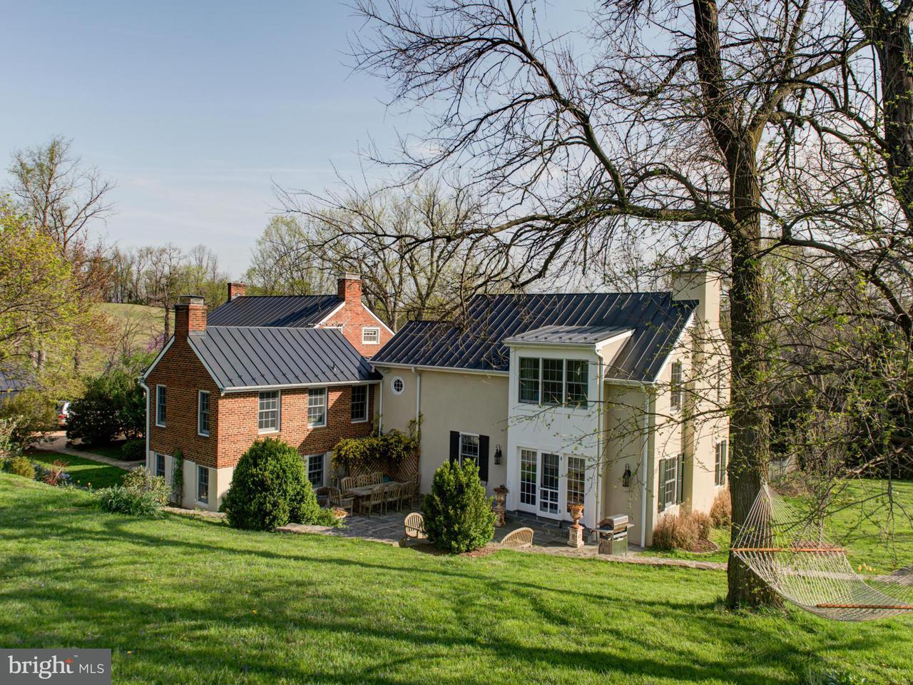 단독 가정 주택 용 매매 에 35741 SNAKE HILL Road 35741 SNAKE HILL Road Middleburg, 버지니아 20117 미국