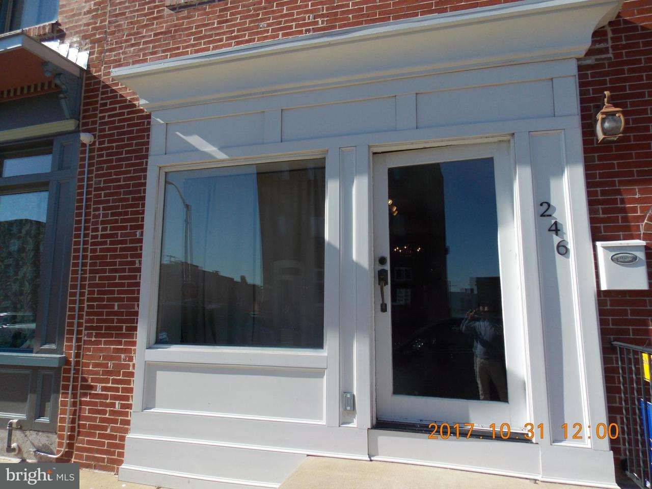 Single Family for Sale at 246 Conkling St S Baltimore, Maryland 21224 United States