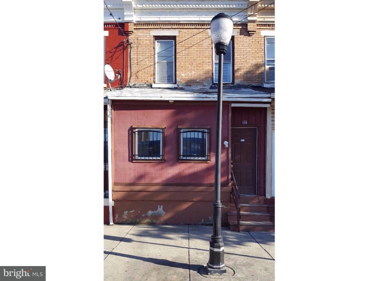 联栋屋 为 出租 在 614 N 7TH Street Camden, 新泽西州 08102 美国