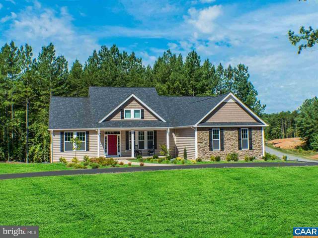 Vivienda unifamiliar por un Venta en 387 KENWOOD Lane 387 KENWOOD Lane Ruckersville, Virginia 22968 Estados Unidos