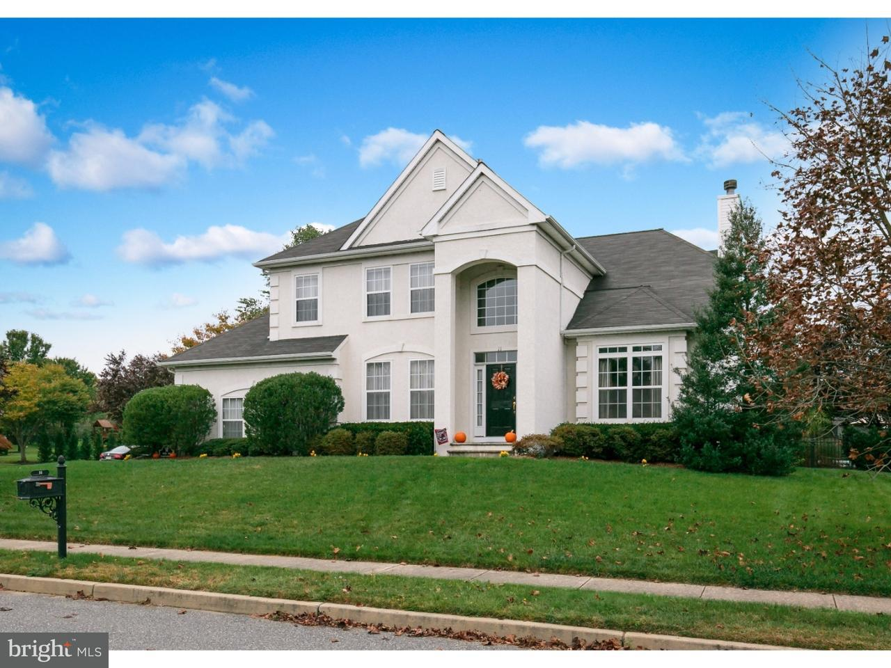 Single Family Home for Sale at 11 WATERS EDGE Drive Delran, New Jersey 08075 United States