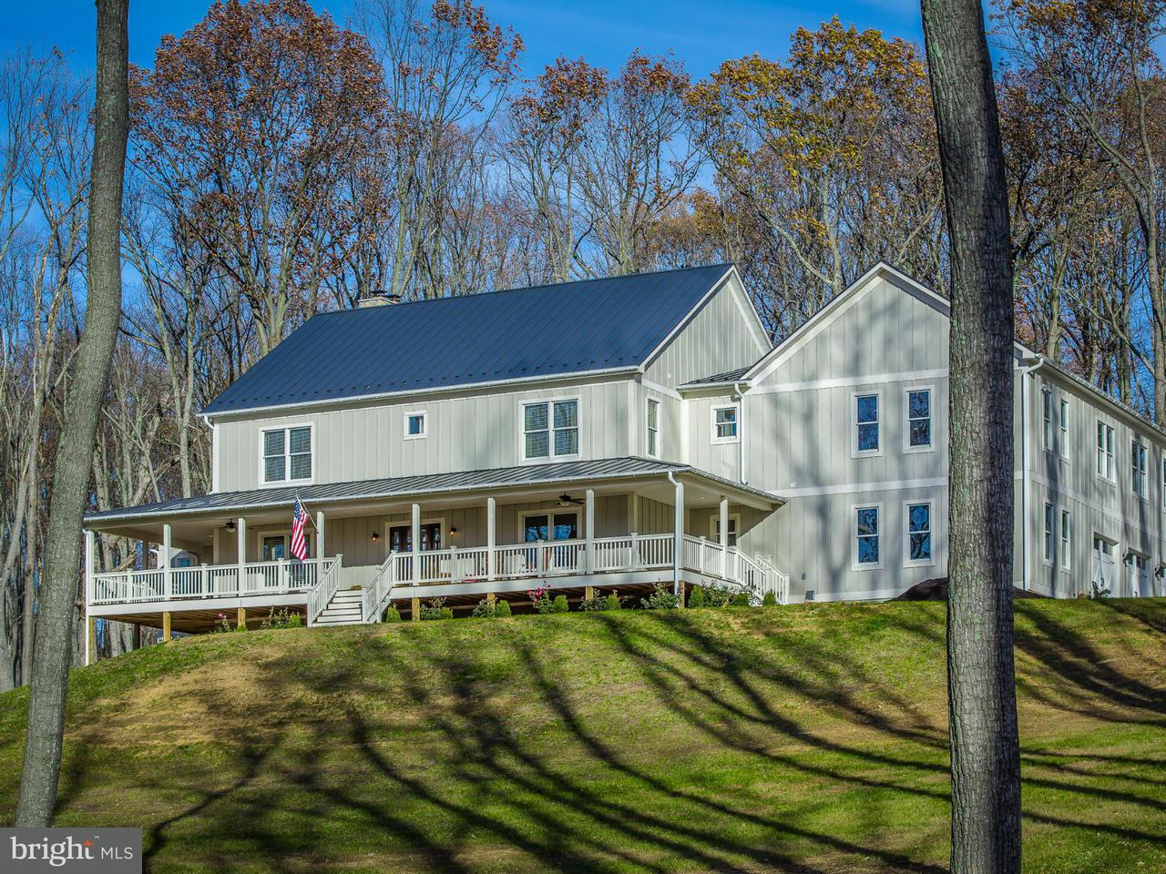 Single Family Home for Sale at 18244 YELLOW SCHOOLHOUSE Road 18244 YELLOW SCHOOLHOUSE Road Round Hill, Virginia 20141 United States