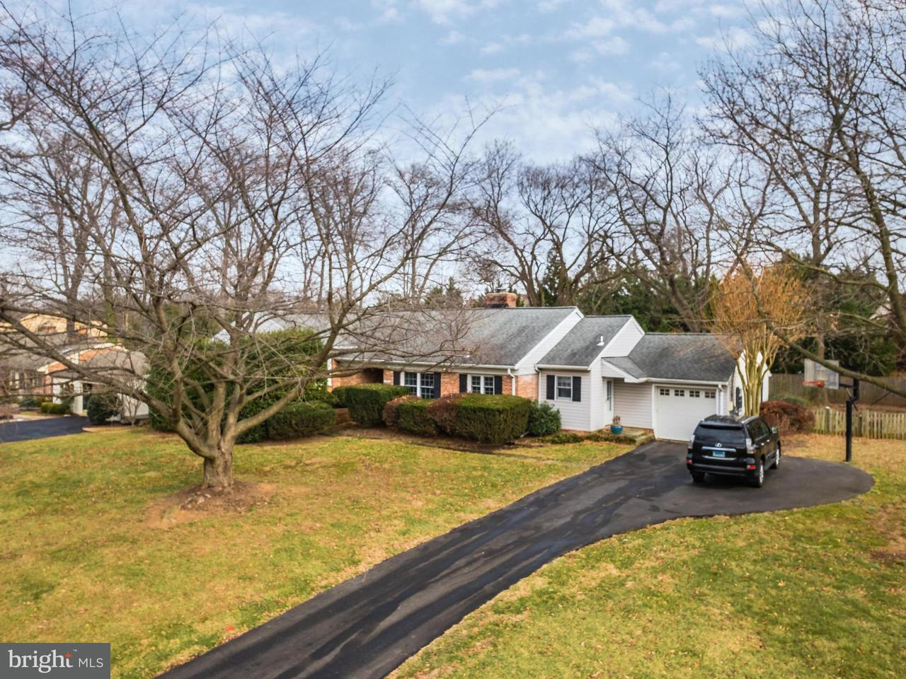 Single Family Home for Sale at 11301 HUNTOVER Drive 11301 HUNTOVER Drive North Bethesda, Maryland 20852 United States