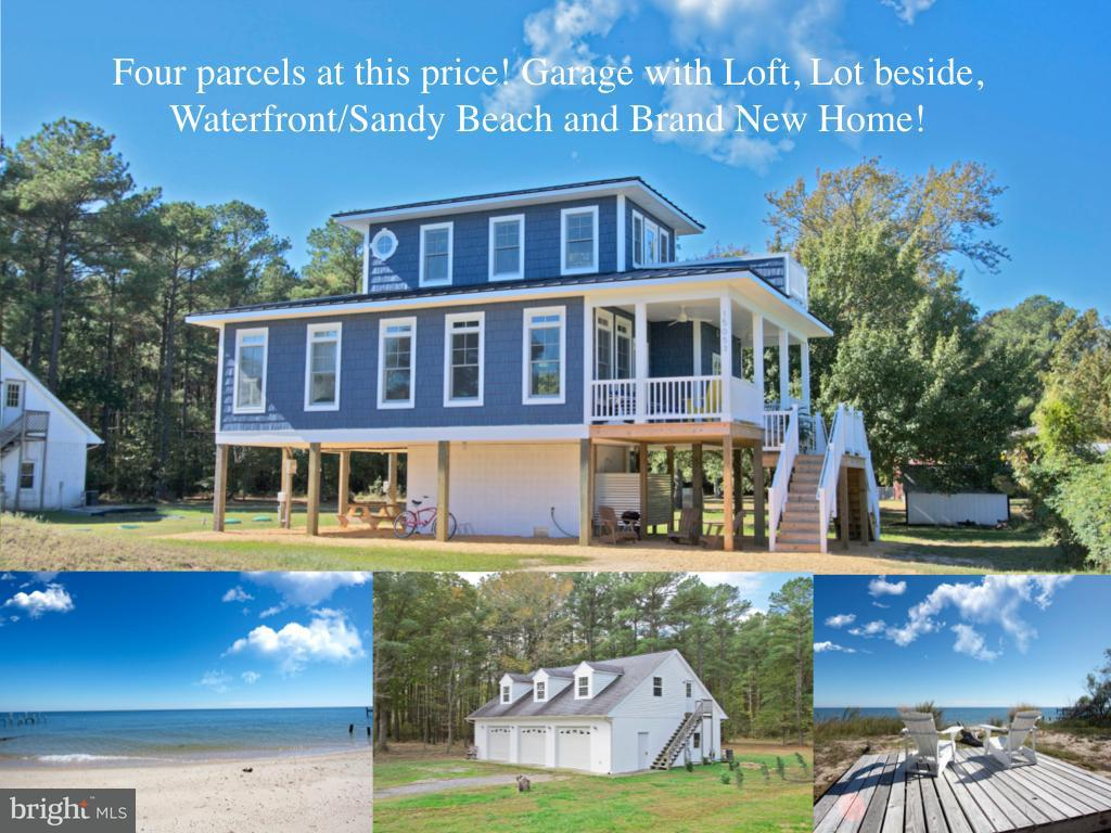 Single Family Home for Sale at 15053 CHESAPEAKE BAY Drive 15053 CHESAPEAKE BAY Drive Scotland, Maryland 20687 United States