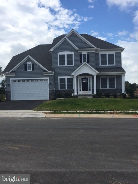 Maison unifamiliale pour l Vente à 4 Kayley Drive 4 Kayley Drive Eldersburg, Maryland 21784 États-Unis