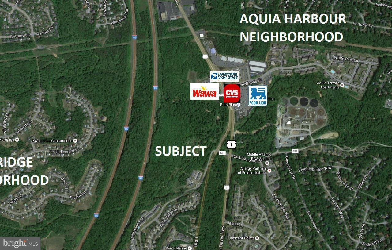 Terreno por un Venta en BELLS HILL Road BELLS HILL Road Stafford, Virginia 22554 Estados Unidos