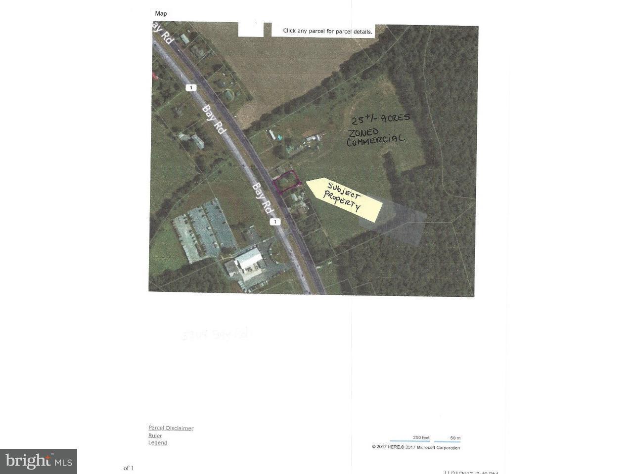 Eensgezinswoning voor Verkoop een t 3304 BAY Road Frederica, Delaware 19946 Verenigde Staten