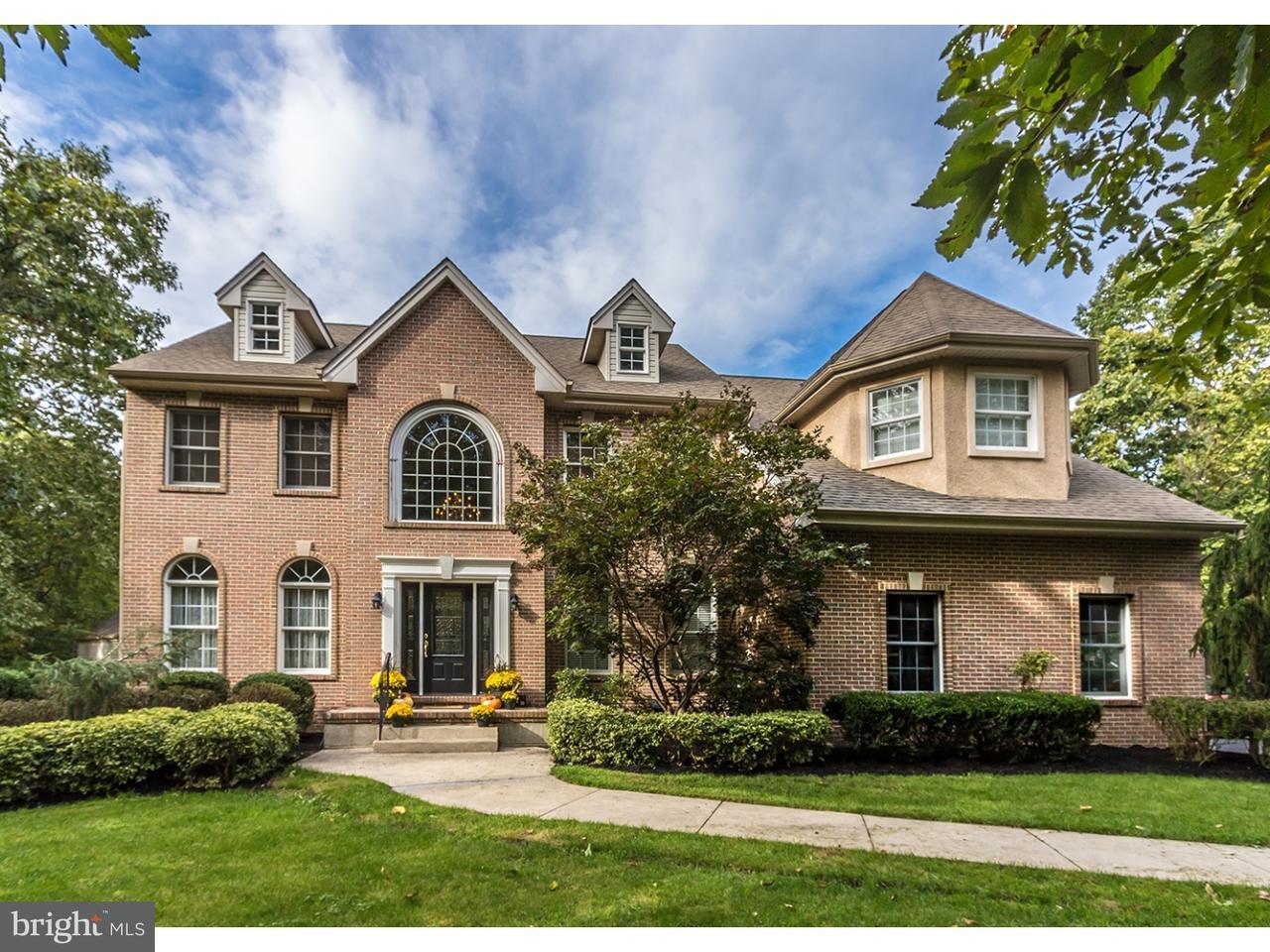 Maison unifamiliale pour l Vente à 2 THOMAS EAKINS WAY Marlton, New Jersey 08053 États-Unis