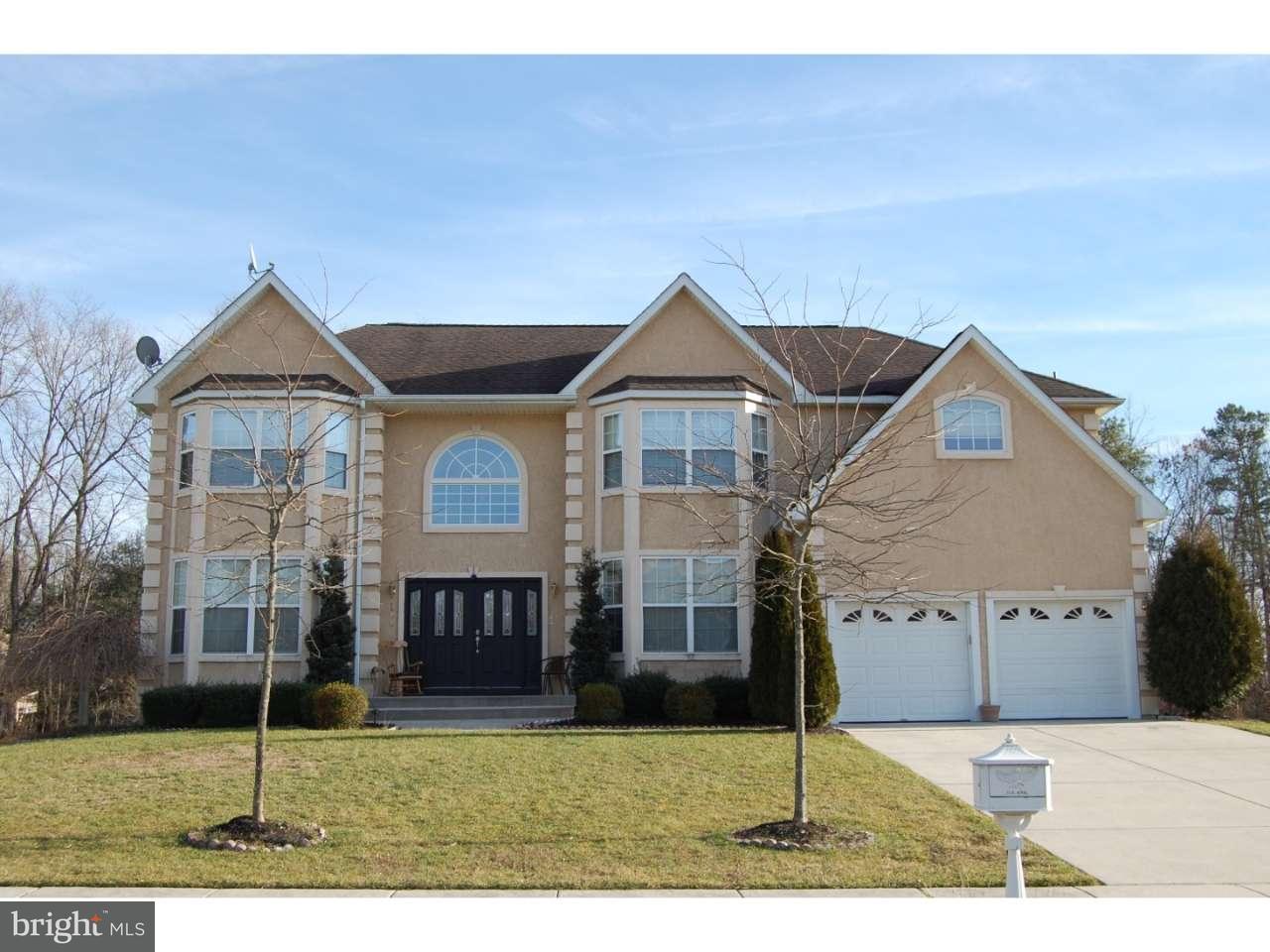 Vivienda unifamiliar por un Venta en 155 BLUE MEADOW Lane Winslow, Nueva Jersey 08081 Estados Unidos