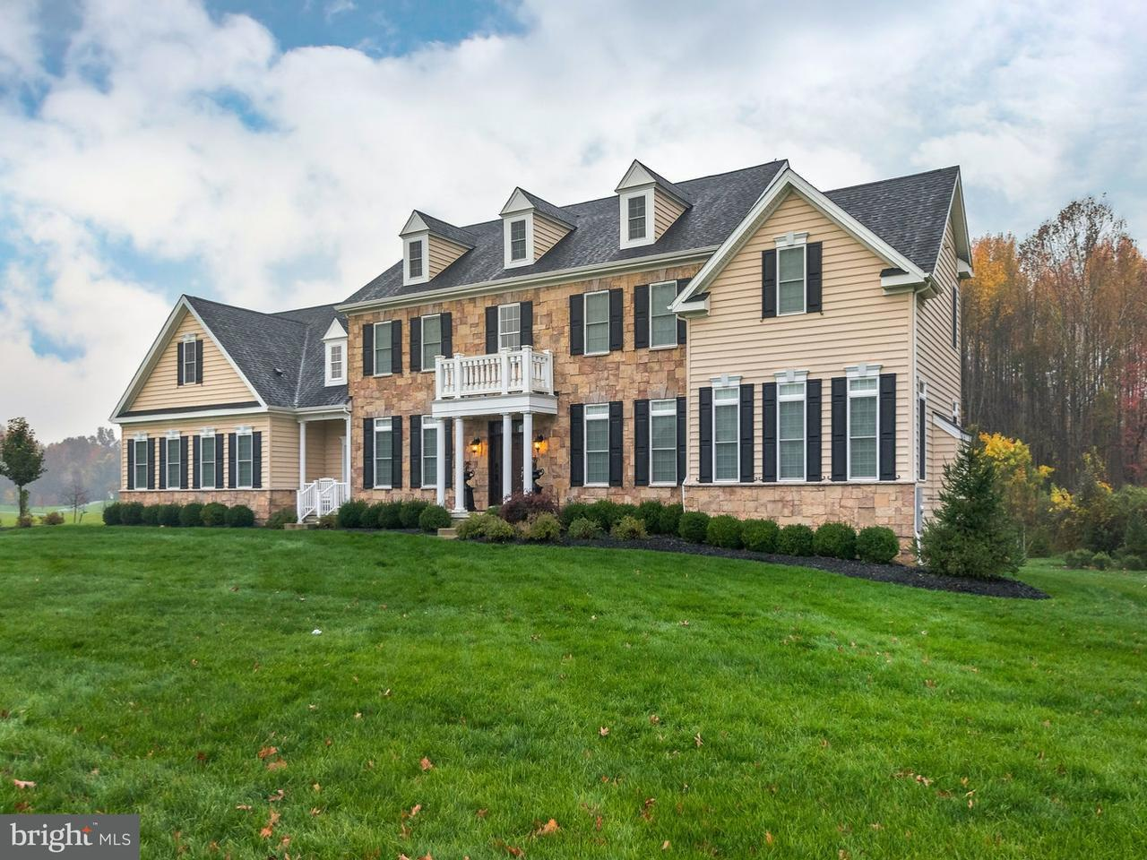 独户住宅 为 销售 在 5 BUTTONWOOD Court Moorestown, 新泽西州 08057 美国