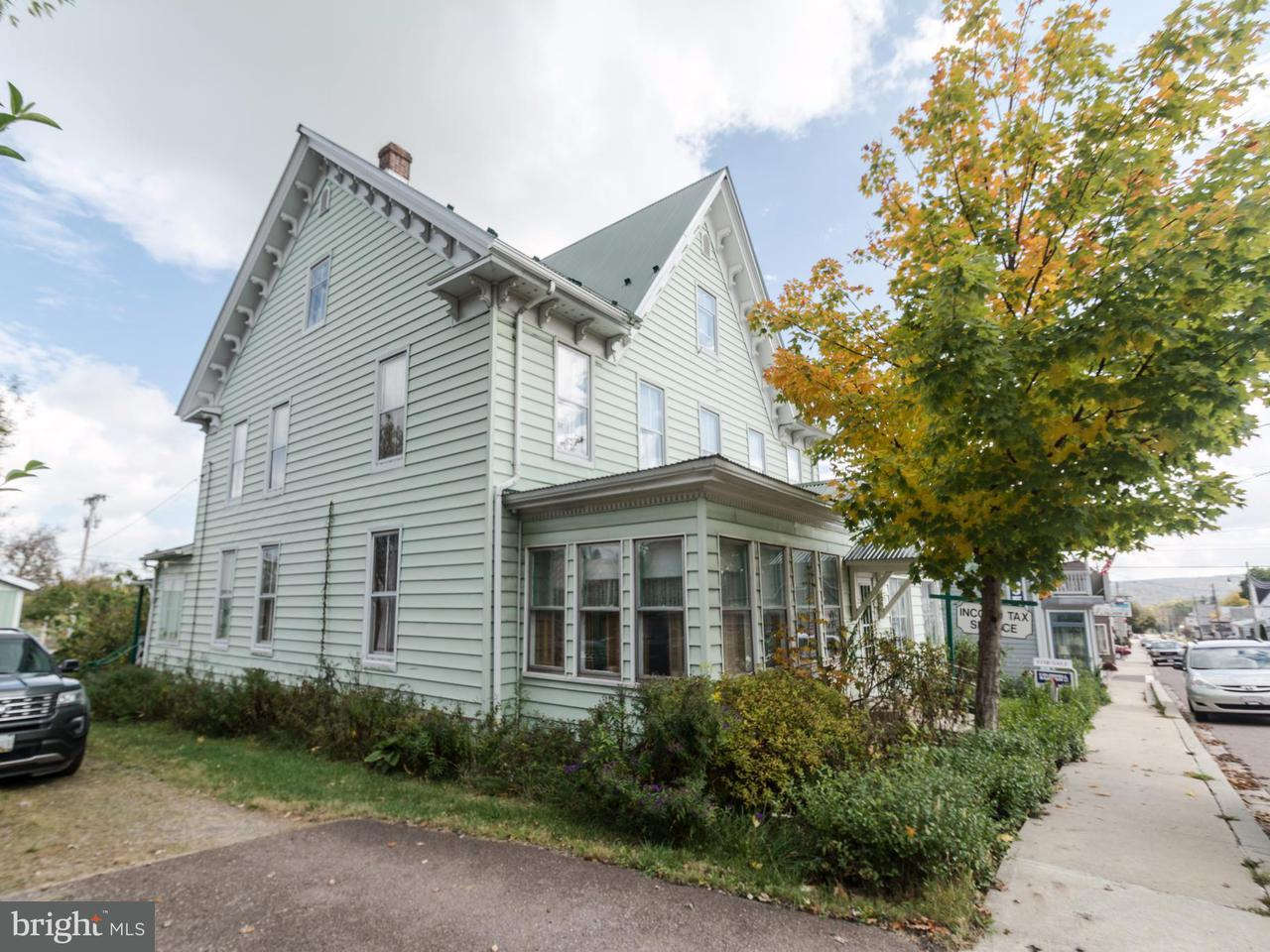 Single Family for Sale at 167 Main St Grantsville, Maryland 21536 United States