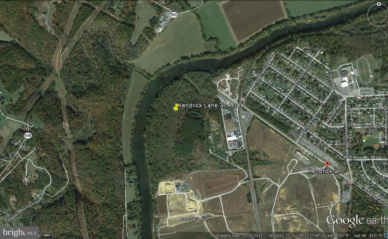 Terreno por un Venta en 100 KENDRICK Lane 100 KENDRICK Lane Front Royal, Virginia 22630 Estados Unidos