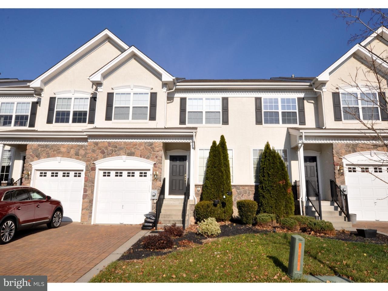 Maison accolée pour l à louer à 20 KINGSWOOD Court Westampton, New Jersey 08060 États-Unis