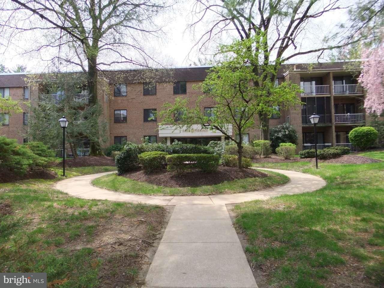 Condominium for Rent at 1650 OAKWOOD DR #E103 Narberth, Pennsylvania 19072 United States