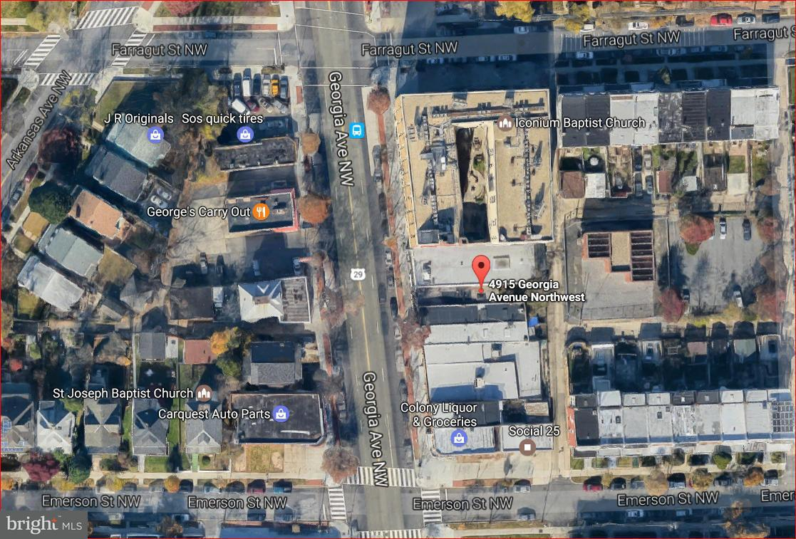 Additional photo for property listing at 4915 Georgia Ave NW  Washington, District Of Columbia 20011 United States