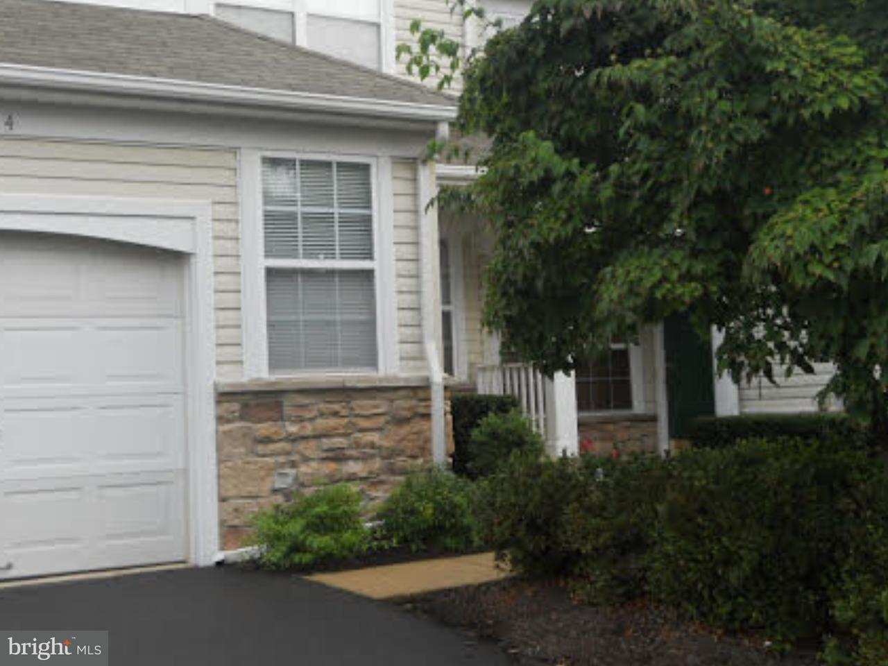 Casa unifamiliar adosada (Townhouse) por un Alquiler en 614 WEYMOUTH CT #45 New Hope, Pennsylvania 18938 Estados UnidosEn/Alrededor: Solebury Township