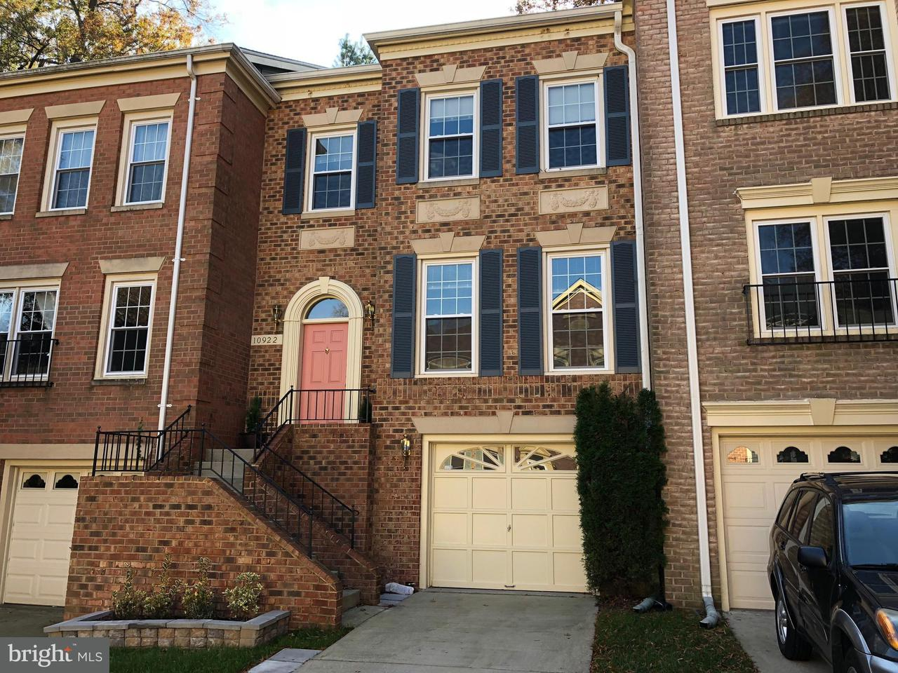 Townhouse for Sale at 10922 Rocky Mt Way 10922 Rocky Mt Way Silver Spring, Maryland 20902 United States