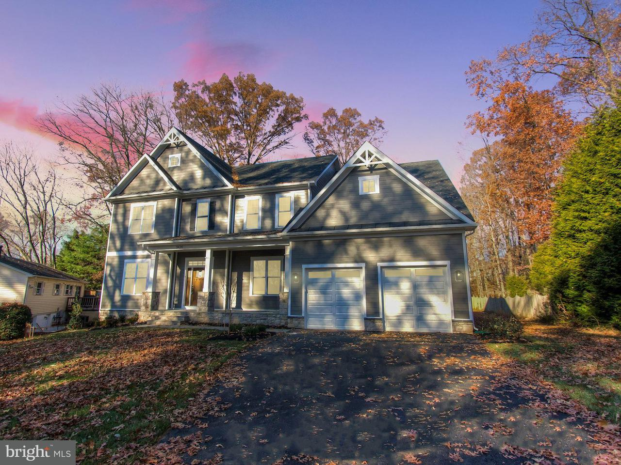 Single Family for Sale at 9420 Athens Rd Fairfax, Virginia 22032 United States