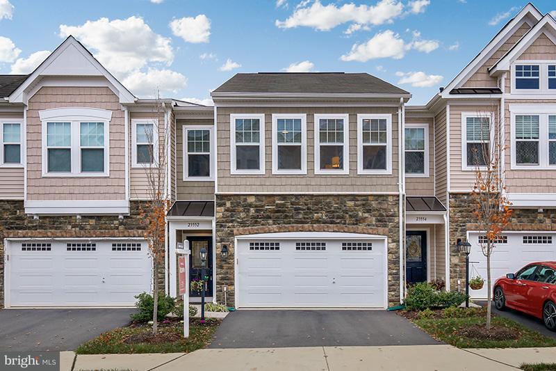 Townhouse for Sale at 23552 KINGSDALE TER 23552 KINGSDALE TER Ashburn, Virginia 20148 United States