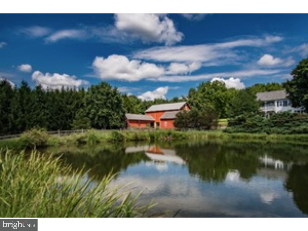 Maison unifamiliale pour l Vente à 2443 WASSERGASS Road Hellertown, Pennsylvanie 18055 États-Unis
