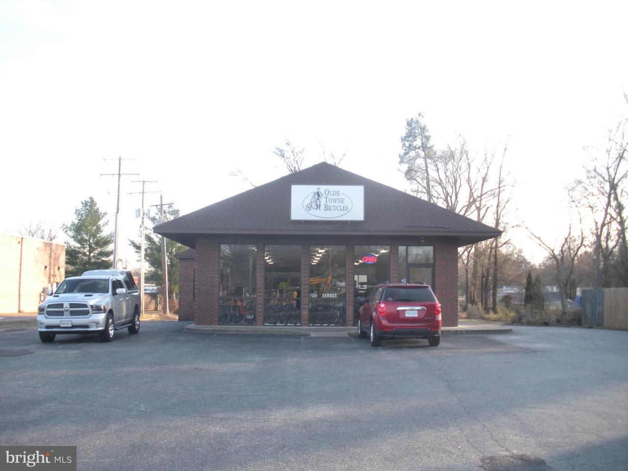 Commercial for Sale at 605 ENGLAND Street 605 ENGLAND Street Ashland, Virginia 23005 United States
