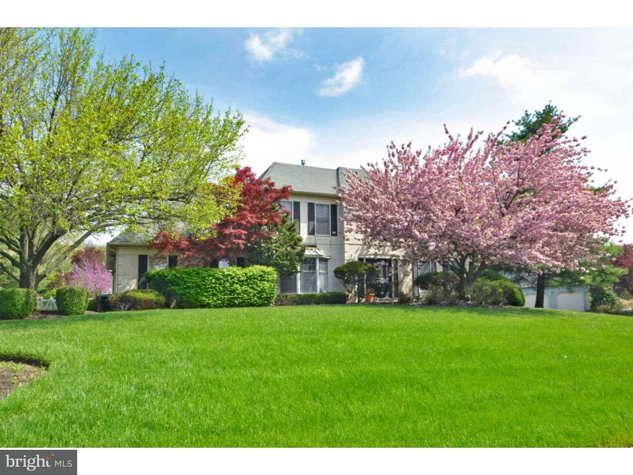 独户住宅 为 销售 在 1844 BEACON HILL Drive Dresher, 宾夕法尼亚州 19025 美国