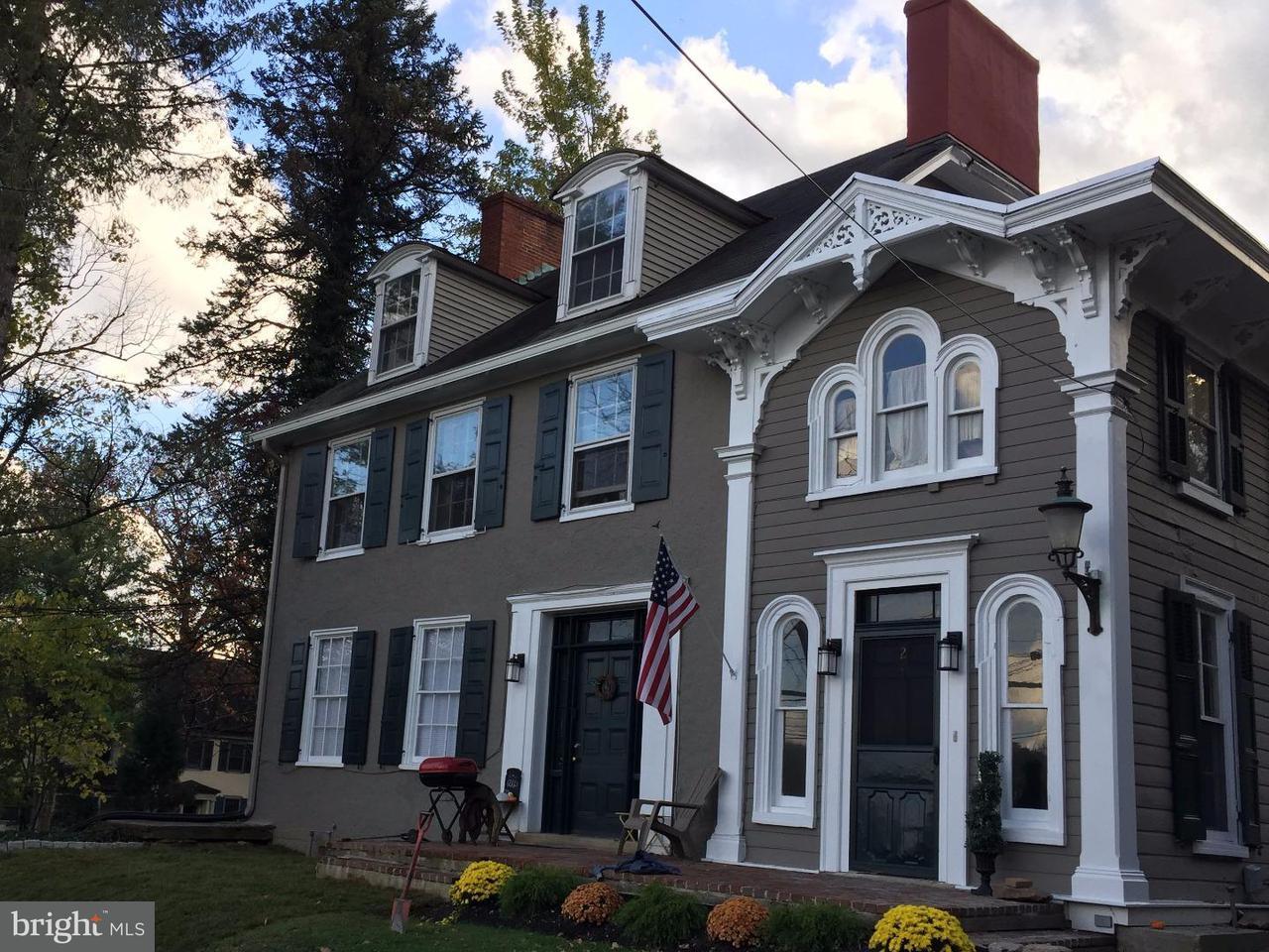 独户住宅 为 出租 在 2524 BOGARTS TAVERN RD #2C 多伊尔斯敦, 宾夕法尼亚州 18902 美国