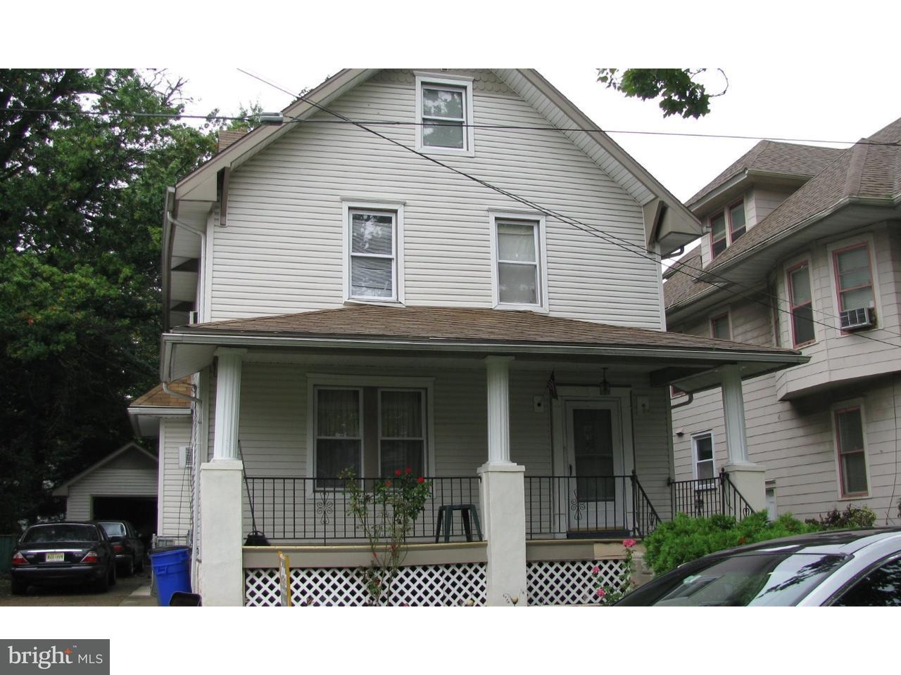Maison unifamiliale pour l Vente à 203 EVERGREEN Avenue Woodlynne, New Jersey 08107 États-Unis