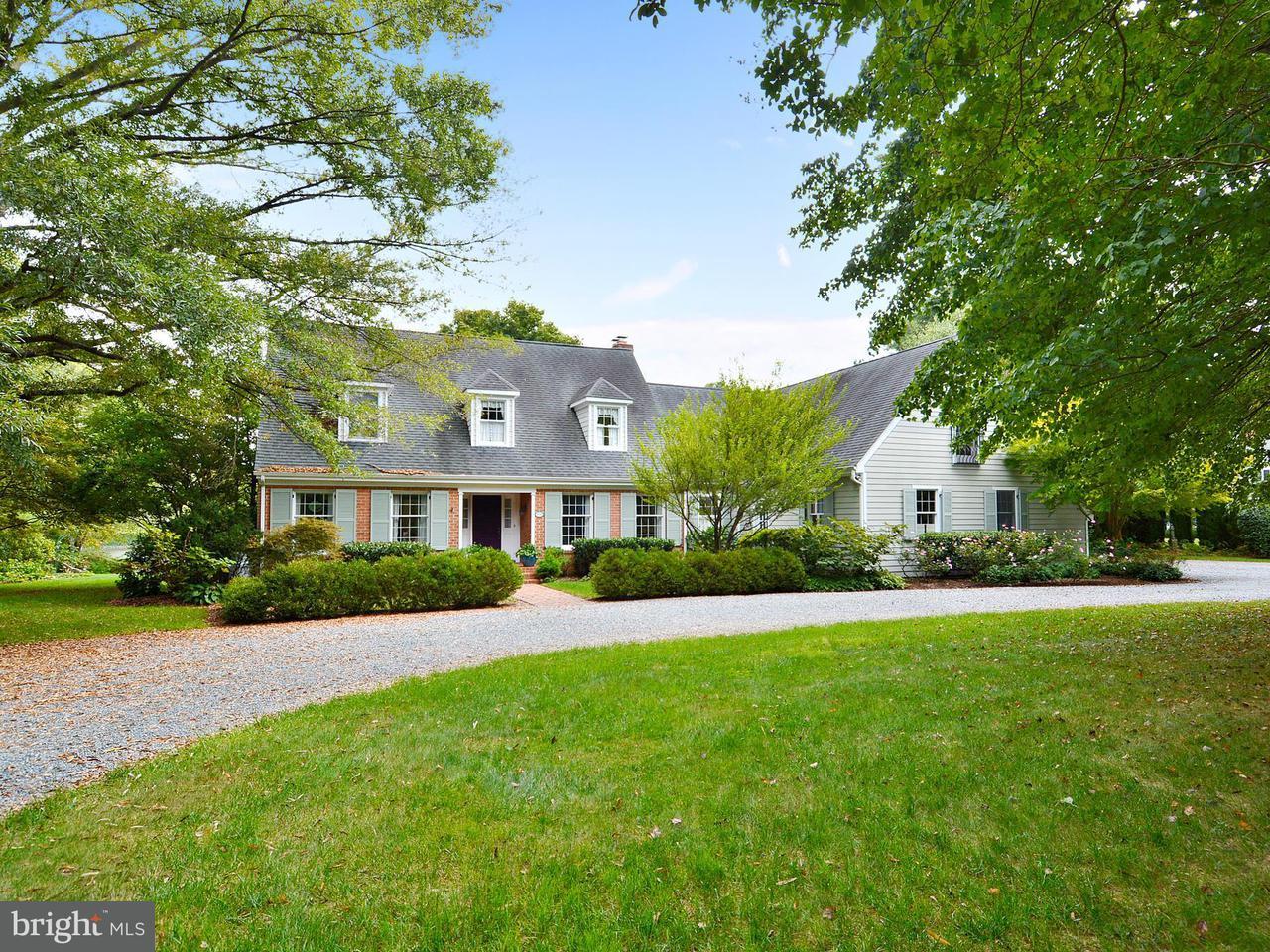 独户住宅 为 销售 在 4778 SAILORS RETREAT Road 4778 SAILORS RETREAT Road Oxford, 马里兰州 21654 美国