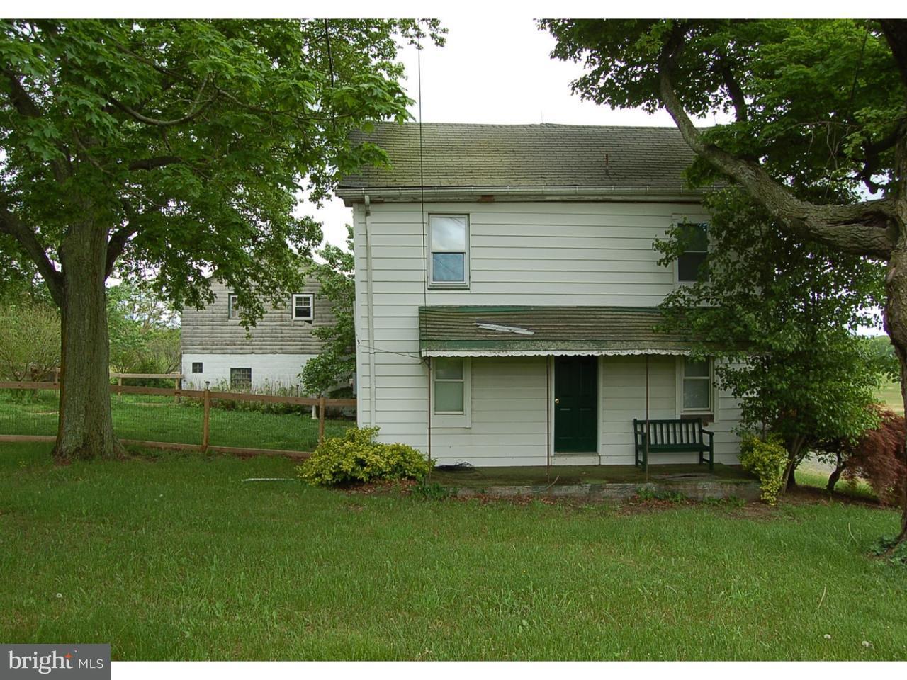 Casa Unifamiliar por un Alquiler en 1167 HEDDING Road Columbus, Nueva Jersey 08022 Estados Unidos
