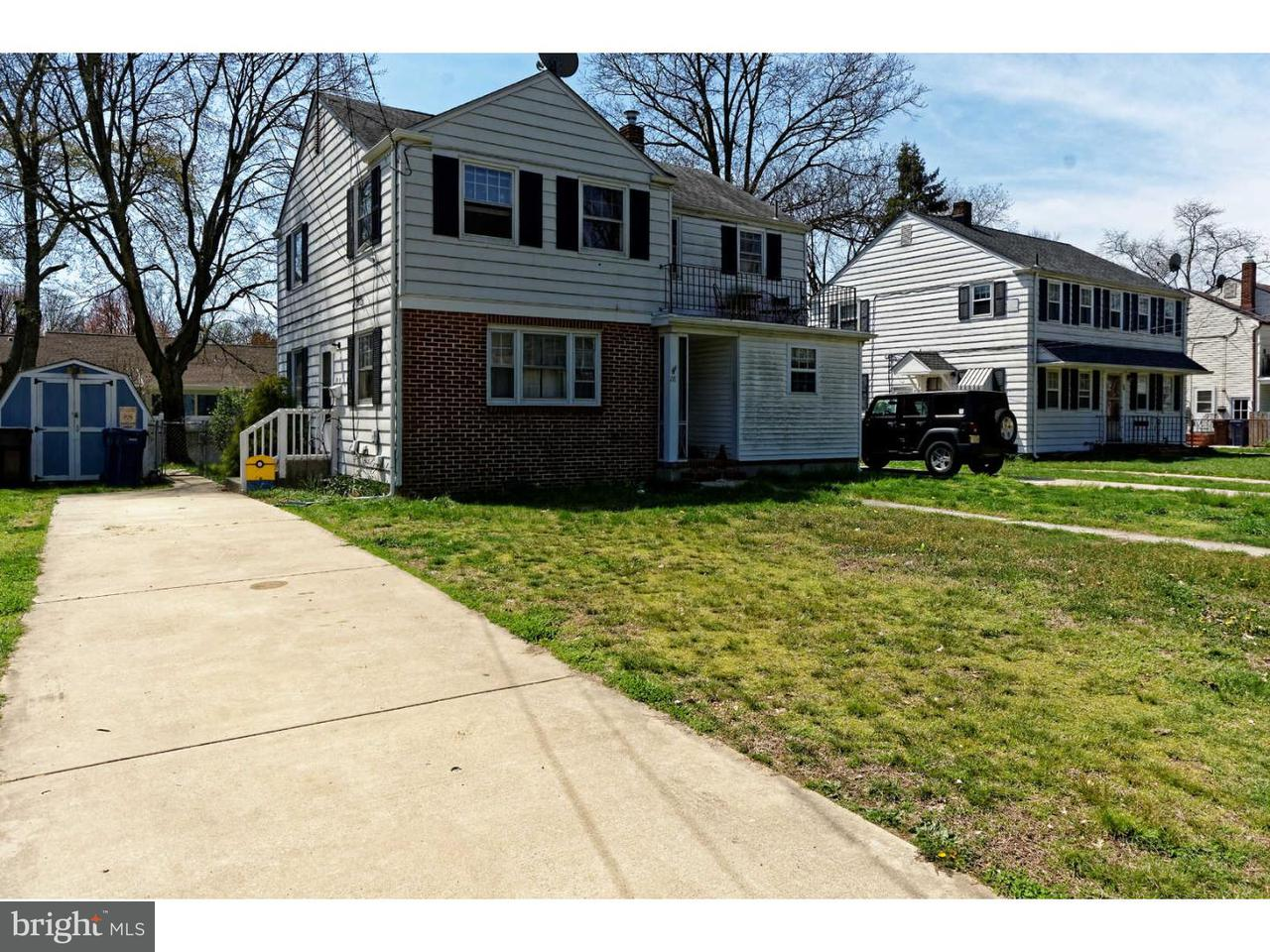 Townhouse for Rent at 28B LEE Street Woodstown, New Jersey 08098 United States