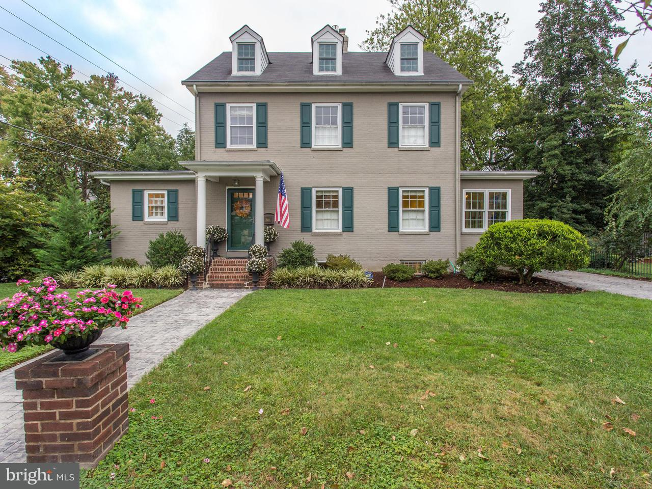 Single Family Home for Sale at 503 Russell Road 503 Russell Road Alexandria, Virginia 22301 United States