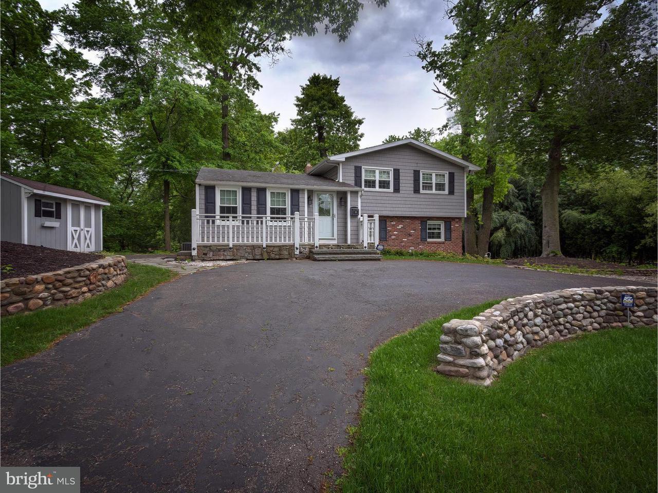 Maison unifamiliale pour l Vente à 275 S PARK Drive Haddon Township, New Jersey 08108 États-Unis