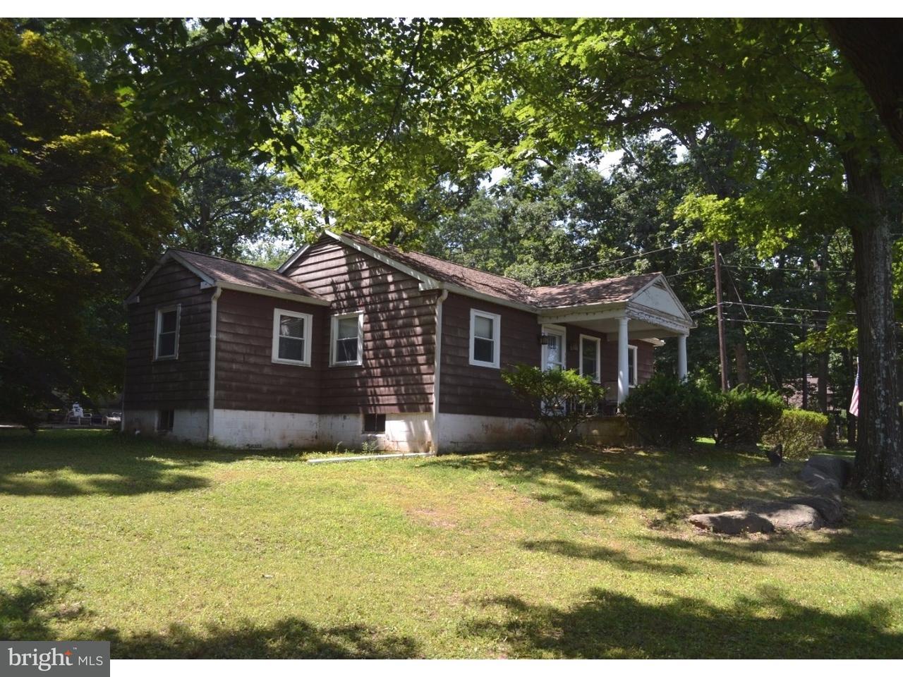 Частный односемейный дом для того Продажа на 388 NEWTOWN RICHBORO Road Richboro, Пенсильвания 18954 Соединенные Штаты