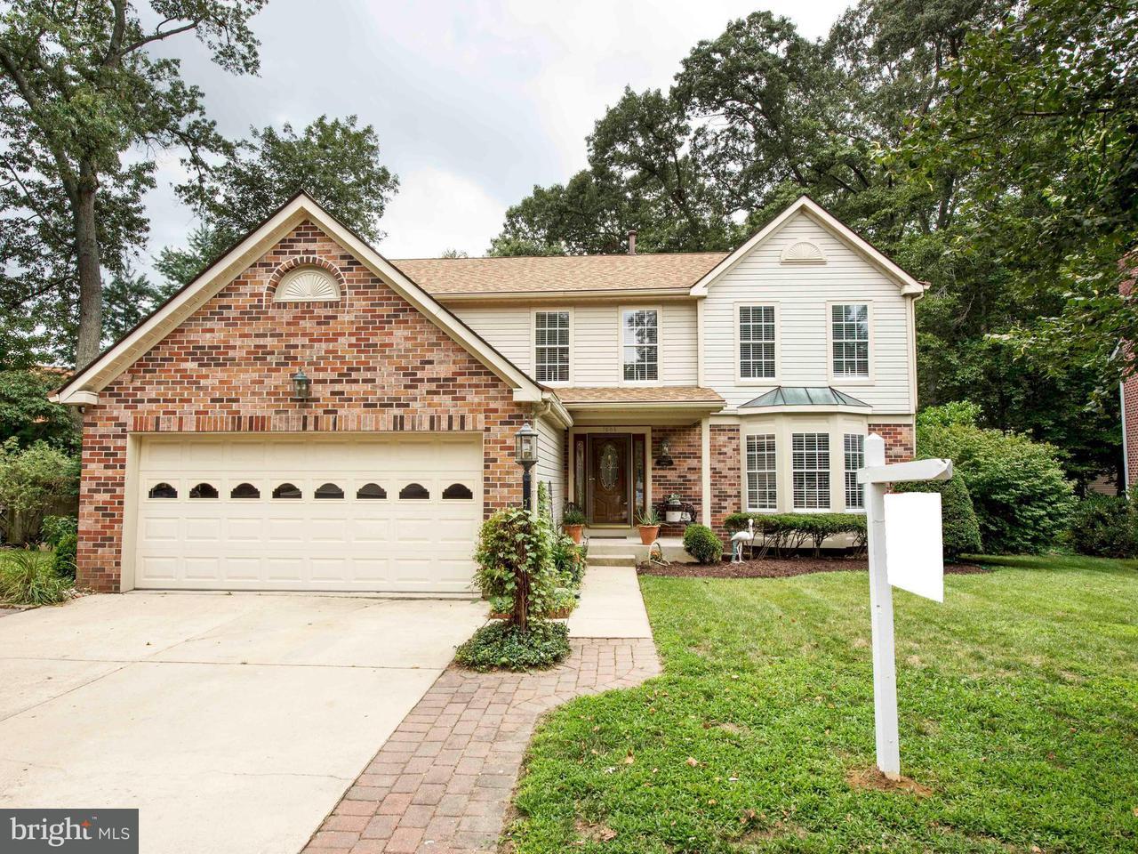 Eensgezinswoning voor Verkoop een t 1684 Patrice Circle 1684 Patrice Circle Crofton, Maryland 21114 Verenigde Staten