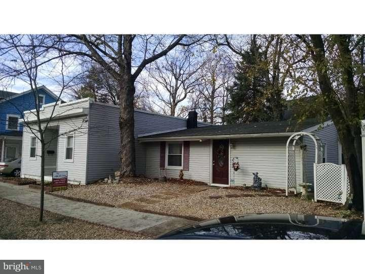 Single Family Home for Sale at 233 NEW JERSEY Avenue Collingswood, New Jersey 08108 United States