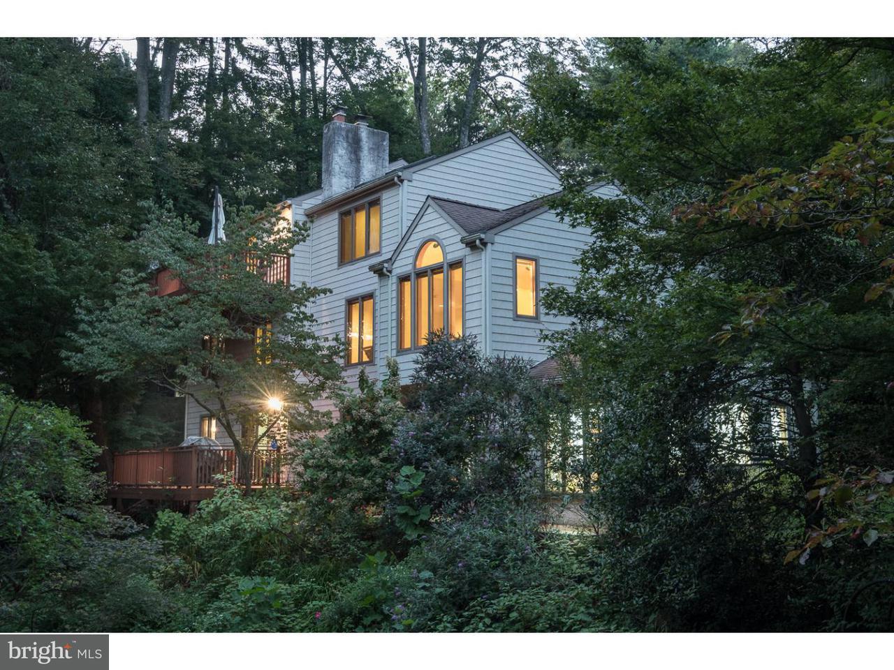 Casa Unifamiliar por un Alquiler en 218 S RIDLEY CREEK Road Media, Pennsylvania 19063 Estados Unidos