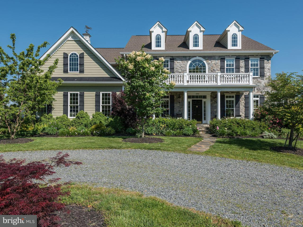 Farm for Sale at 19949 Pleasant Meadow Ln Purcellville, Virginia 20132 United States