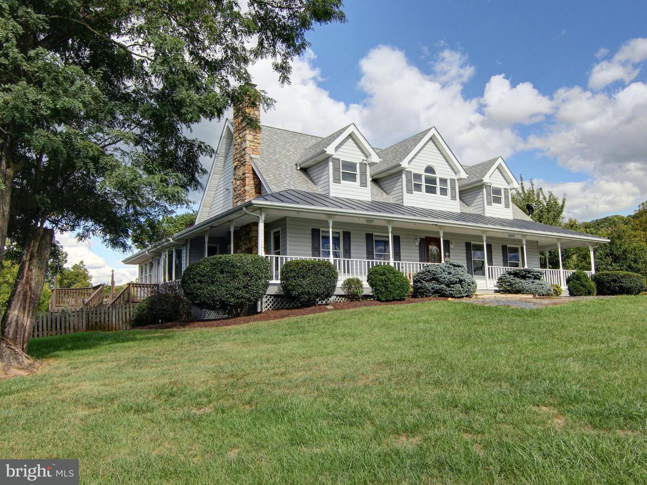 農場 のために 売買 アット 592 SWITCHBACK Road 592 SWITCHBACK Road New Market, バージニア 22844 アメリカ合衆国