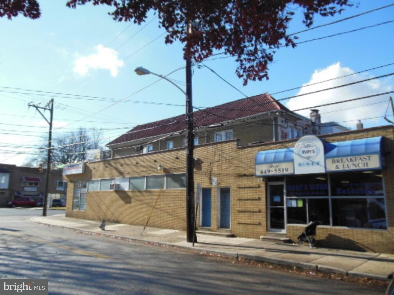 Single Family Home for Sale at 8901&03 WEST CHESTER PIKE Upper Darby, Pennsylvania 19082 United States