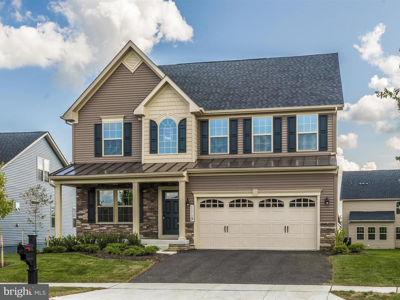 Частный односемейный дом для того Продажа на 1119 LONG FARM Circle 1119 LONG FARM Circle Brunswick, Мэриленд 21716 Соединенные Штаты