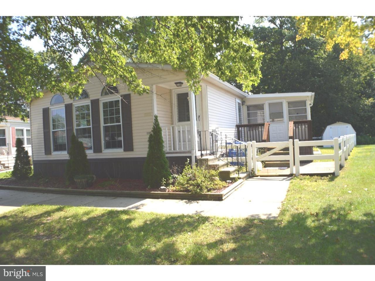 Mobile Homes for Sale at 1110 LEMUR Lane Mount Laurel, New Jersey 08054 United States
