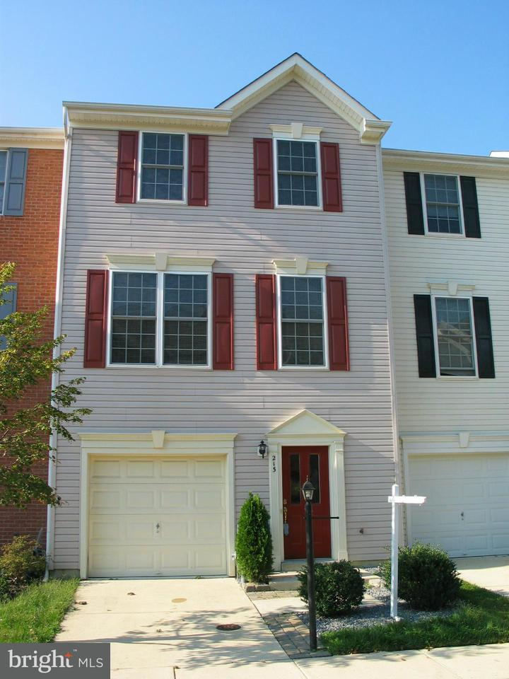 Other Residential for Rent at 213 Braxton Way Edgewater, Maryland 21037 United States